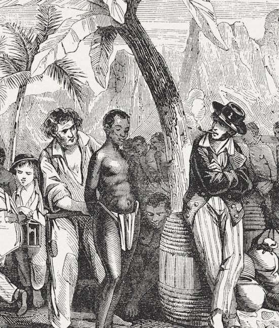 Caribbean Slave Trade, Slavery, African History, Black History, KOLUMN Magazine, KOLUMN