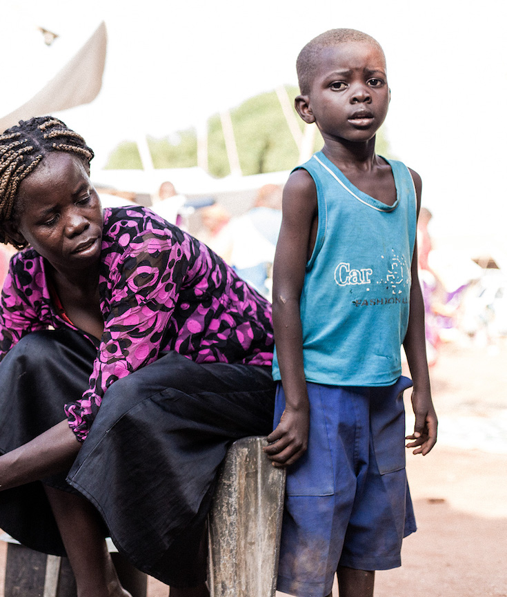 South Sudan, Sudanese Refugees, African Refugees, KOLUMN Magazine, KOLUMN
