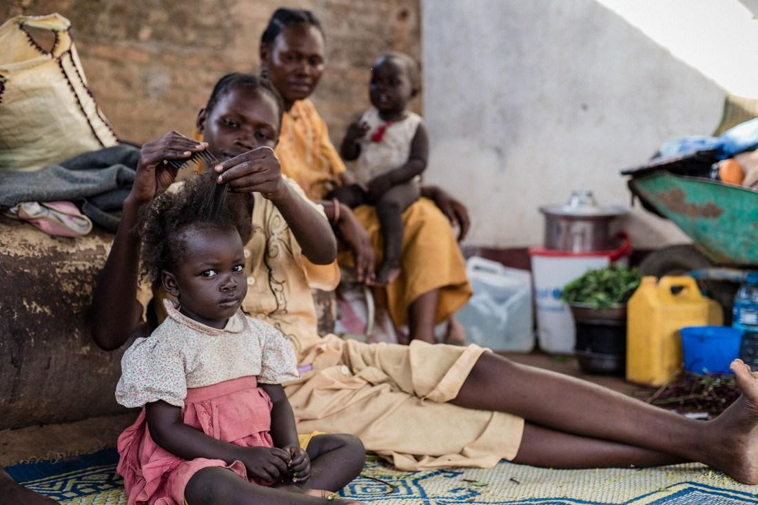 South Sudan, Sudanese Refugees, African Refugees, KOLUMN Magazine, KOLUMN