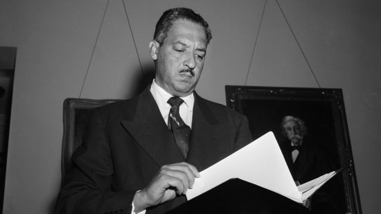 Thurgood Marshall, United States Supreme Court, SCOTUS, KOLUMN Magazine, KOLUMN