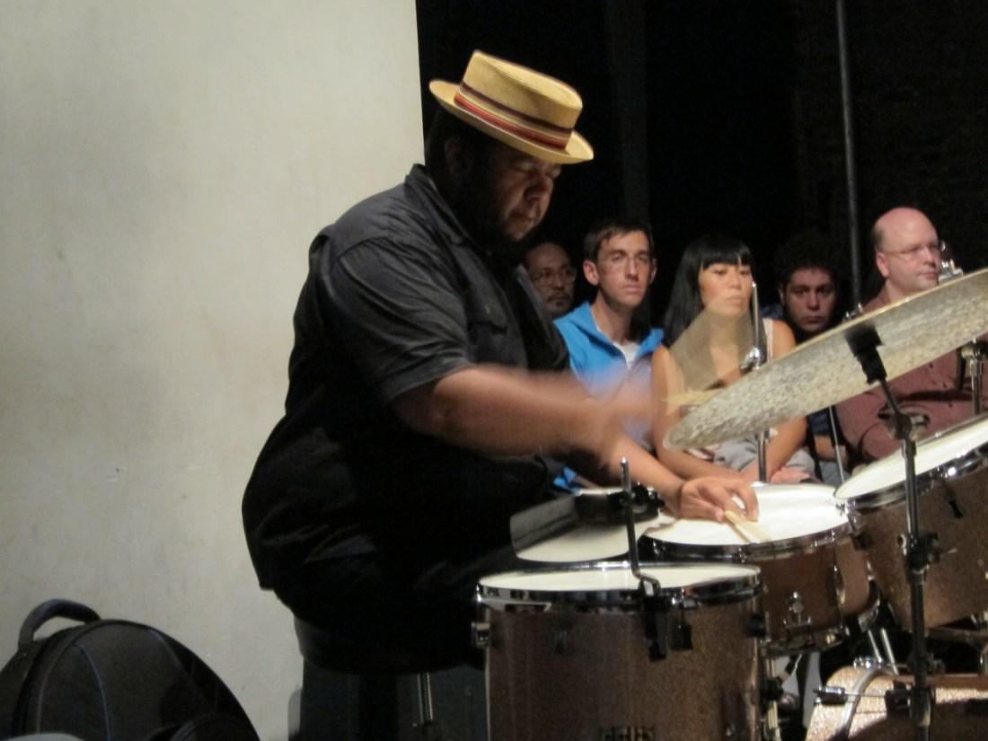 Tyshawn Sorey, African American Music, African American Art, Jazz, KOLUMN Magazine, KOLUMN