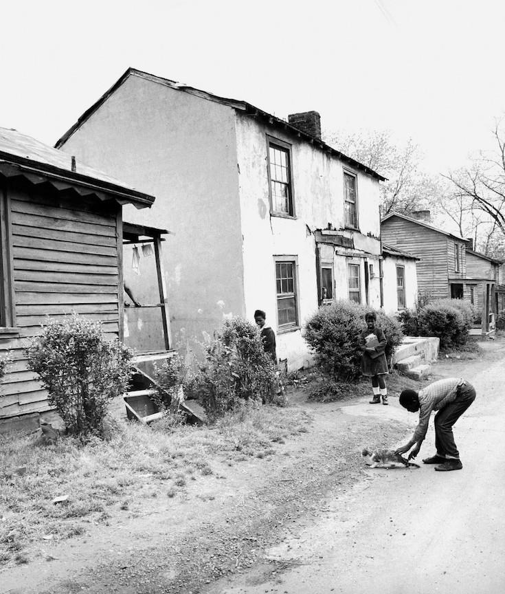 Vinegar Hill, Charlottesville, African American History, Black History, KOLUMN Magazine, KOLUMN