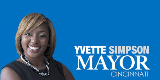 Yvette Simpson, Ohio Politics, Cincinnati Mayor, African American Mayor, Black Mayor, African American News, KOLUMN Magazine, KOLUMN