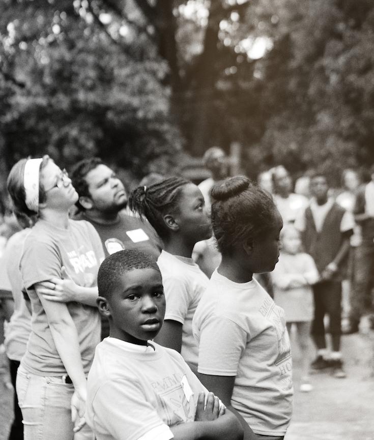 Ethel Mae Matthews, Emmaus House, African American History, Black History, KOLUMN Magazine, KOLUMN