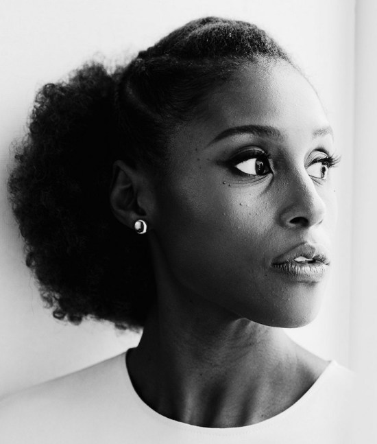 Issa Rae, Cover Girl, African American Actress, African American Beauty, KOLUMN Magazine, KOLUMN