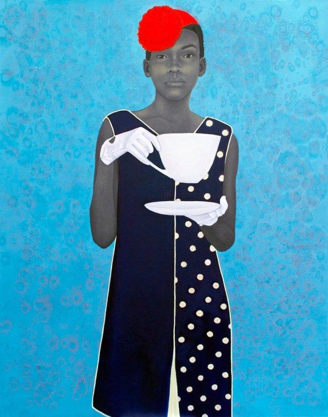 Amy Sherald, African American Art, African American Artist, Black Art, KOLUMN Magazine, KOLUMN