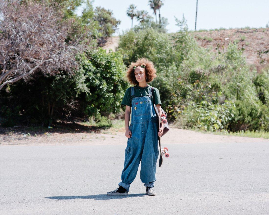 San Diego, Chicana Culture, Skateboards, KOLUMN Magazine, KOLUMN