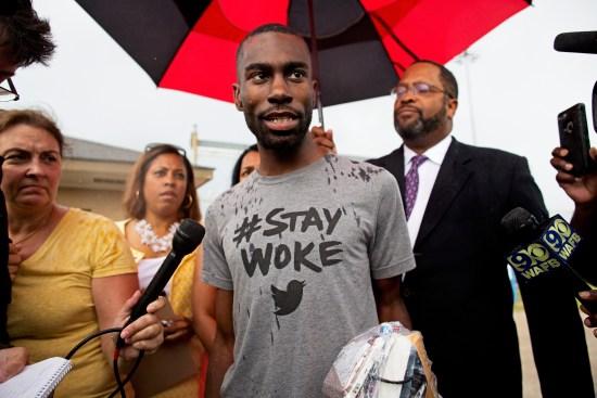 DeRay Mckesson, Baton Rouge Protest, Class Action Settlement, Black Lives Matter, BLM, KOLUMN Magazine, KOLUMN