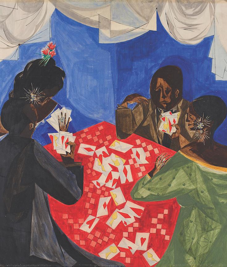 Jacob Lawrence, African American Art, Black Art, KOLUMN Magazine, KOLUMN