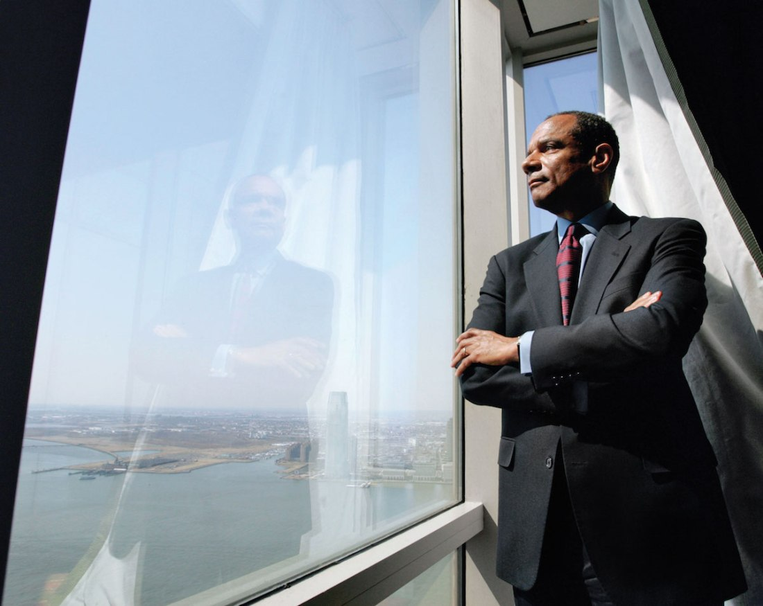 Ken Chenault, American Express, African American Executives, African American CEO, Black Entrepreneur, Black Professional, KOLUMN Magazine, KOLUMN