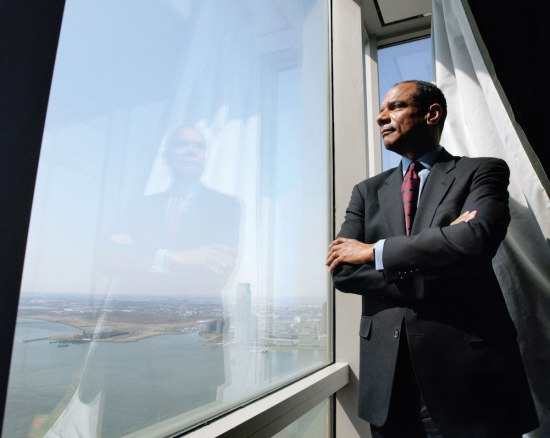 Ken Chenault, American Express, African American Executives, African American CEO, Black Entrepreneur, Black Professional, KOLUMN Magazine, KOLUMN