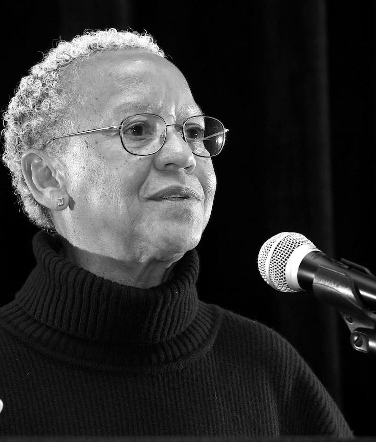 Nikki Giovanni, African American History, African American Literature, Black History, KOLUMN Magazine,