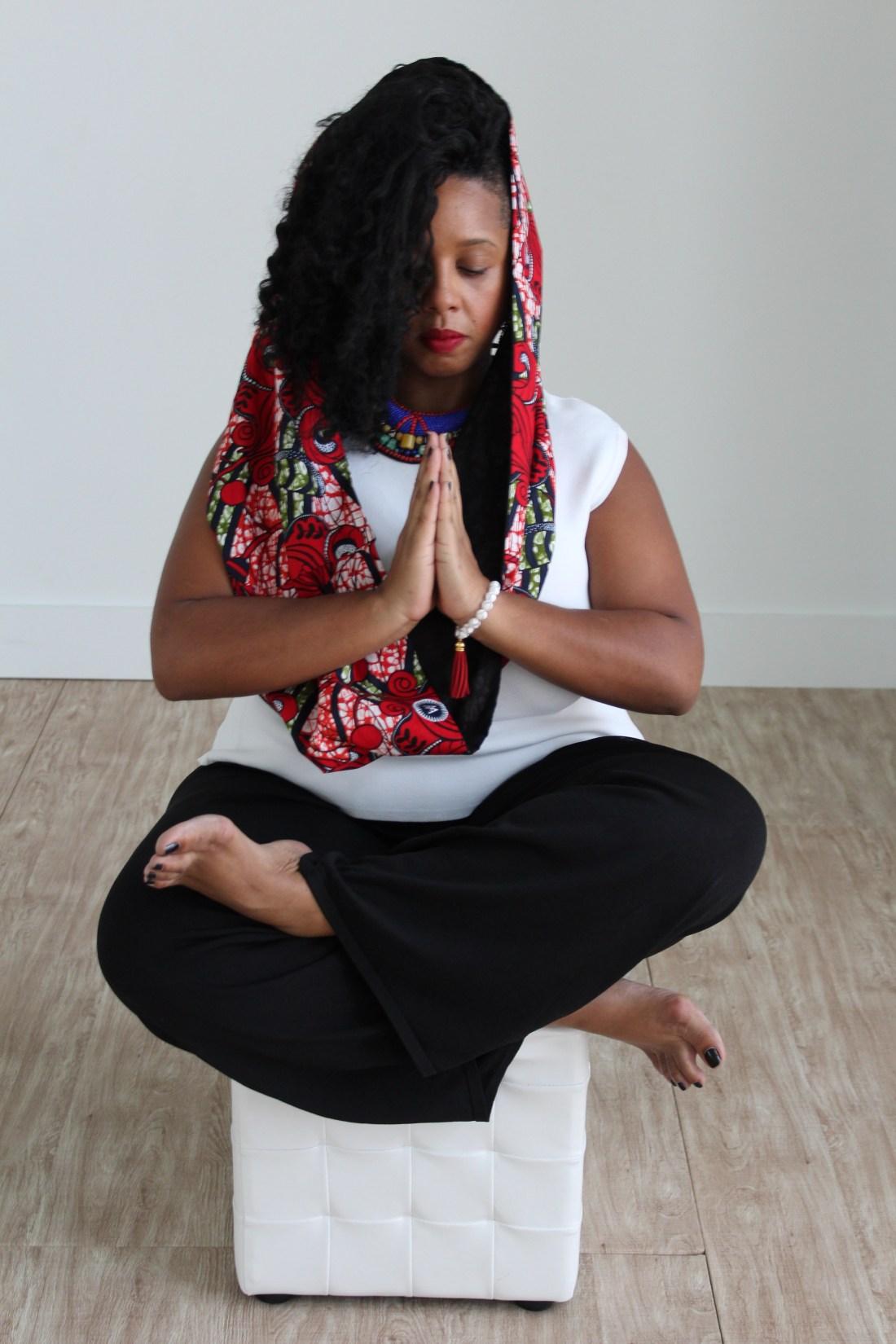 "Adrianne ""Ajax"" Jackson, Magnolia Yoga Studio, Black Business, #BuyBlack, African American Entrepreneur, KOLUMN Magazine, KOLUMN"