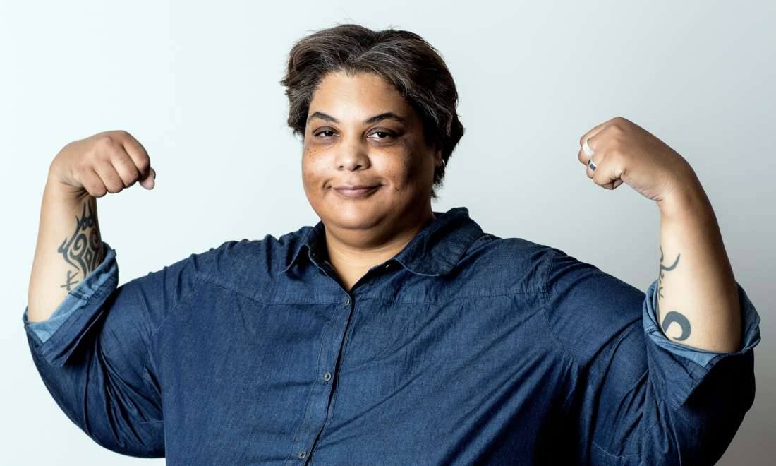 Roxane Gay, Violence Against Women, Violence Against Black Women, Rape, Violent Crime, KOLUMN Magazine, KOLUMN