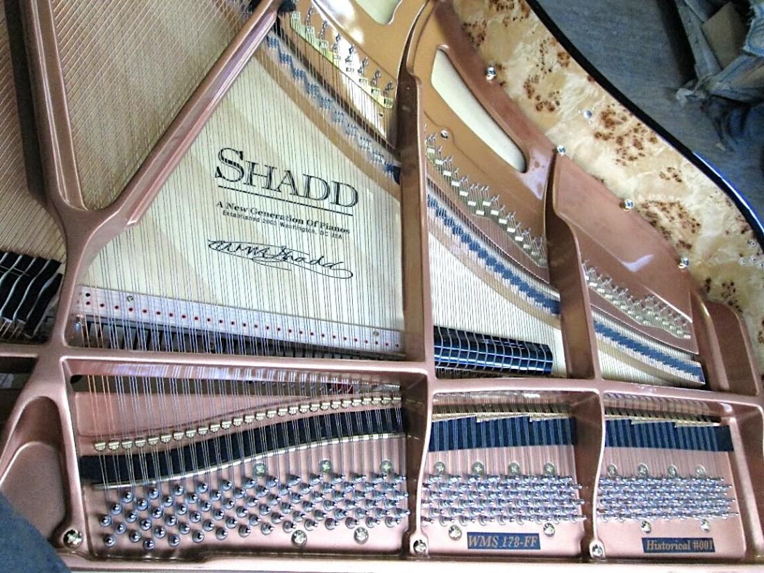 Warren Shadd, Piano Manufacturer, Piano Maker, African American Music, African American History, Black History, KOLUMN Magazine, KOLUMN