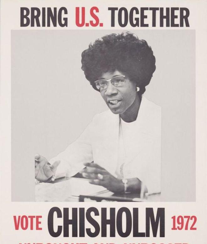 African American Politics, African American History, Black History, Shirley Chisholm, KOLUMN Magazine, KOLUMN