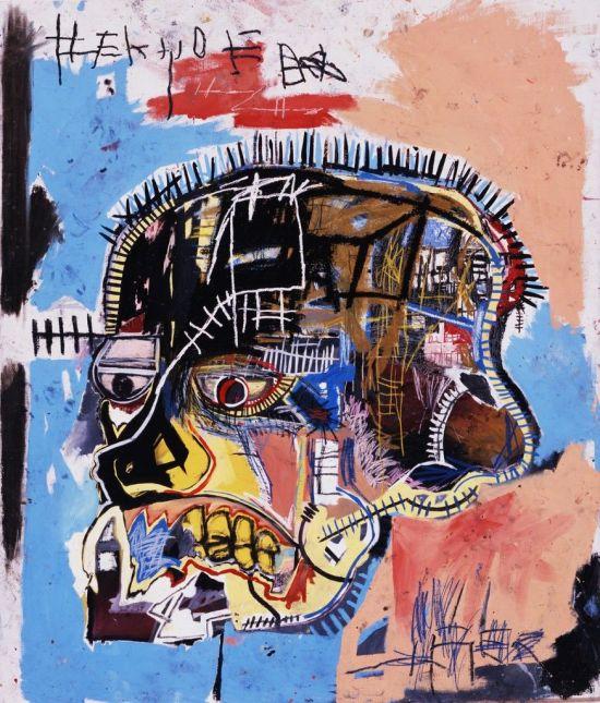 Basquiat, African American Art, African American Artist, Black Artist, KOLUMN Magazine,