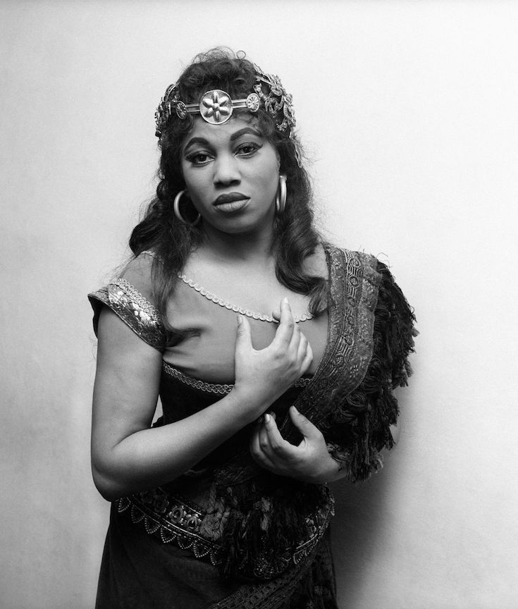 12 African American Cheerleading Images From The Past: Leontyne Price, Legendary Diva, Is A Movie Star At 90