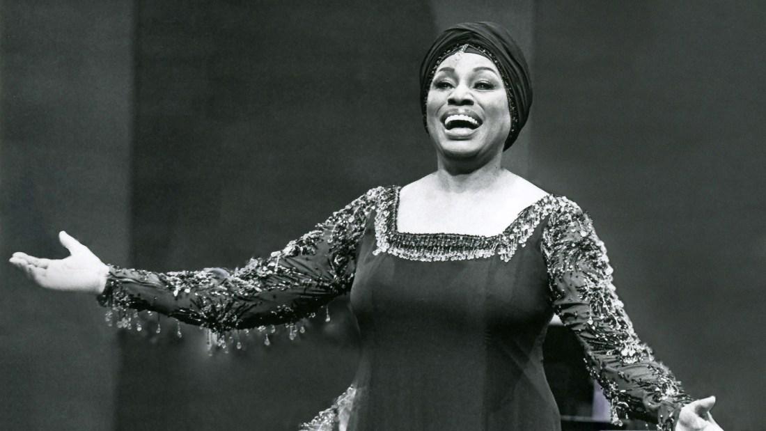 Leontyne Price, Opera Legend, Soprano, African American Entertainer, African American Opera Singer, African American History, Black History, KOLUMN Magazine, KOLUMN