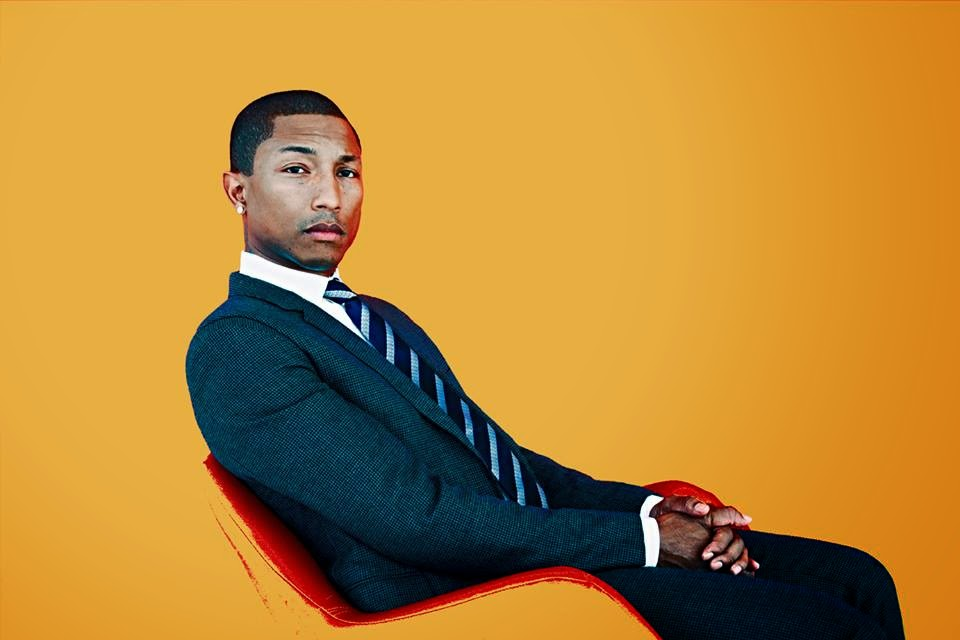 Pharrell Williams, N.E.R.D., African American Activist, Black Activist, KOLUMN Magazine, KOLUMN