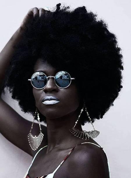 Preta, Gorda Flor, Black in Brazil, Afro Brazilian, Brazilian, Black Women, KOLUMN Magazine, KOLUMN