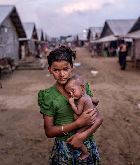 Rohingya, Myanmar Violence Against Women, KOLUMN Magazine, KOLUMN