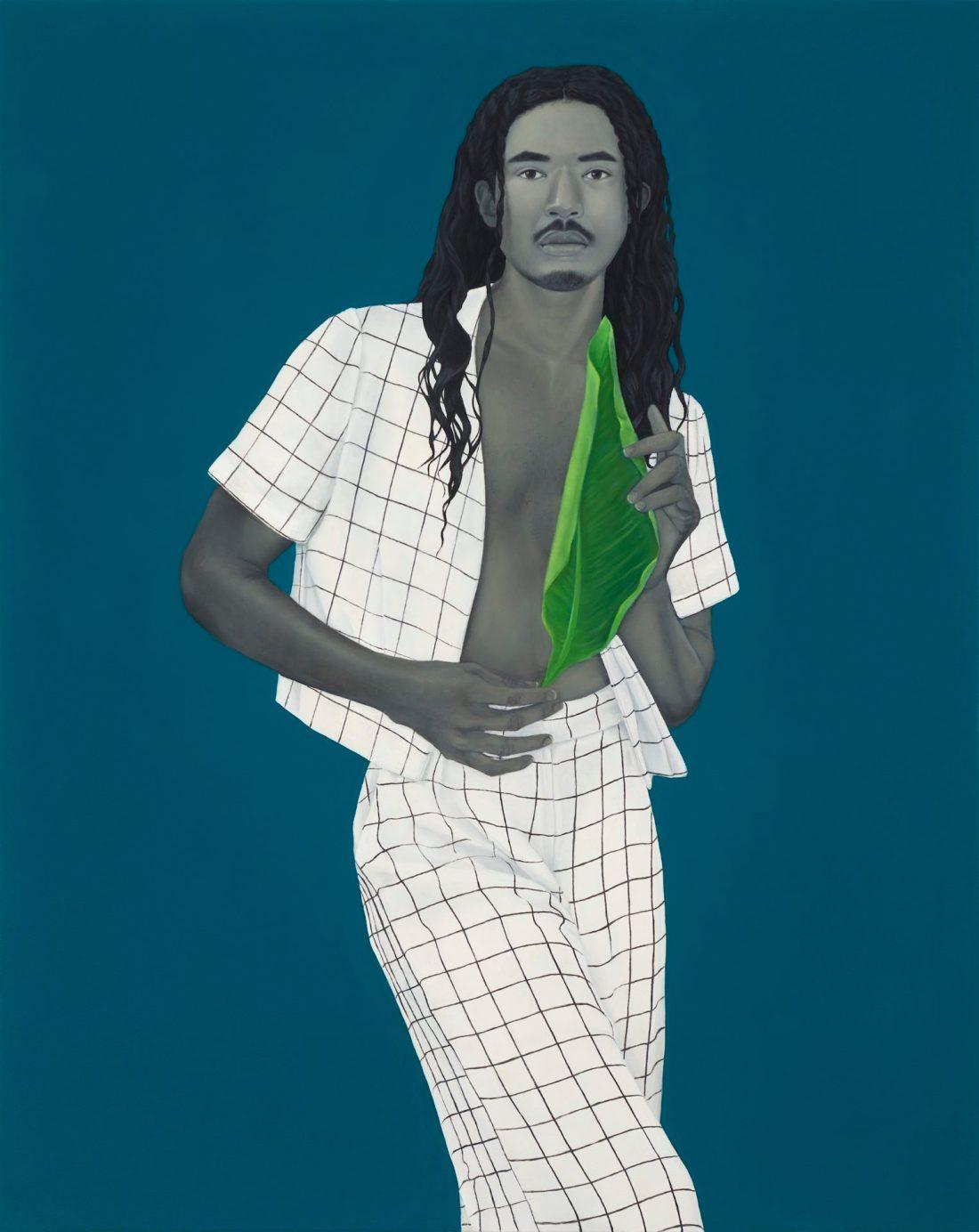 Amy Sherald, African American Art, African American Artist, Black Artist, KOLUMN Magazine, KOLUMN