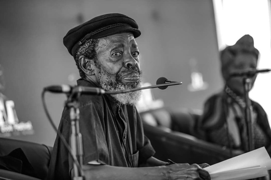 Keorapetse Kgositsile, African American Poetry, Spoken Word, Bra Willie, KOLUMN Magazine, KOLUMN