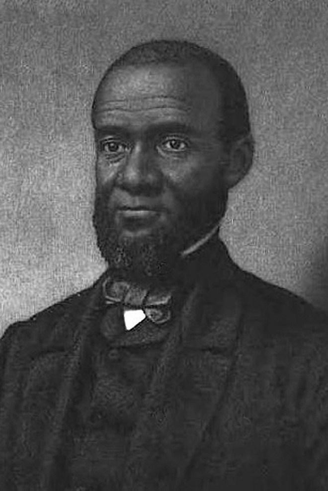 Reverend Dr. Henry Highland Garnet, Abolitionist, Slavery, US Slavery, Race, Racism, KOLUMN Magazine, KOLUMN