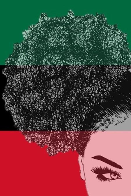 Black Panther, Wakanda, Natural Hair, Black Hair, Black Consciousness, African American Culture, KOLUMN Magazine, KOLUMN, KINDR'D Magazine, KINDR'D