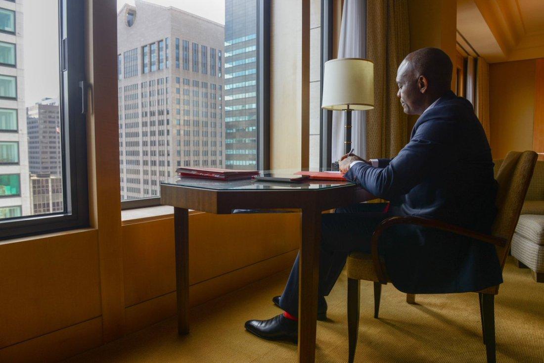 Africa Entrepreneurship, African Entrepreneurs, African Businesses, Tony Elumelu, African Philanthropy, KOLUMN Magazine, KOLUMN