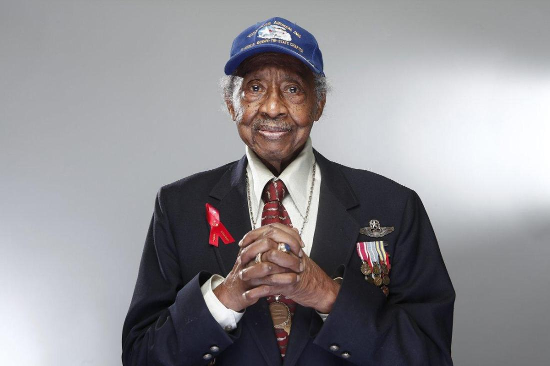 Floyd Carter Sr., Tuskegee Airmen, African American History, Black History, African American Vet, KOLUMN Magazine, KOLUMN
