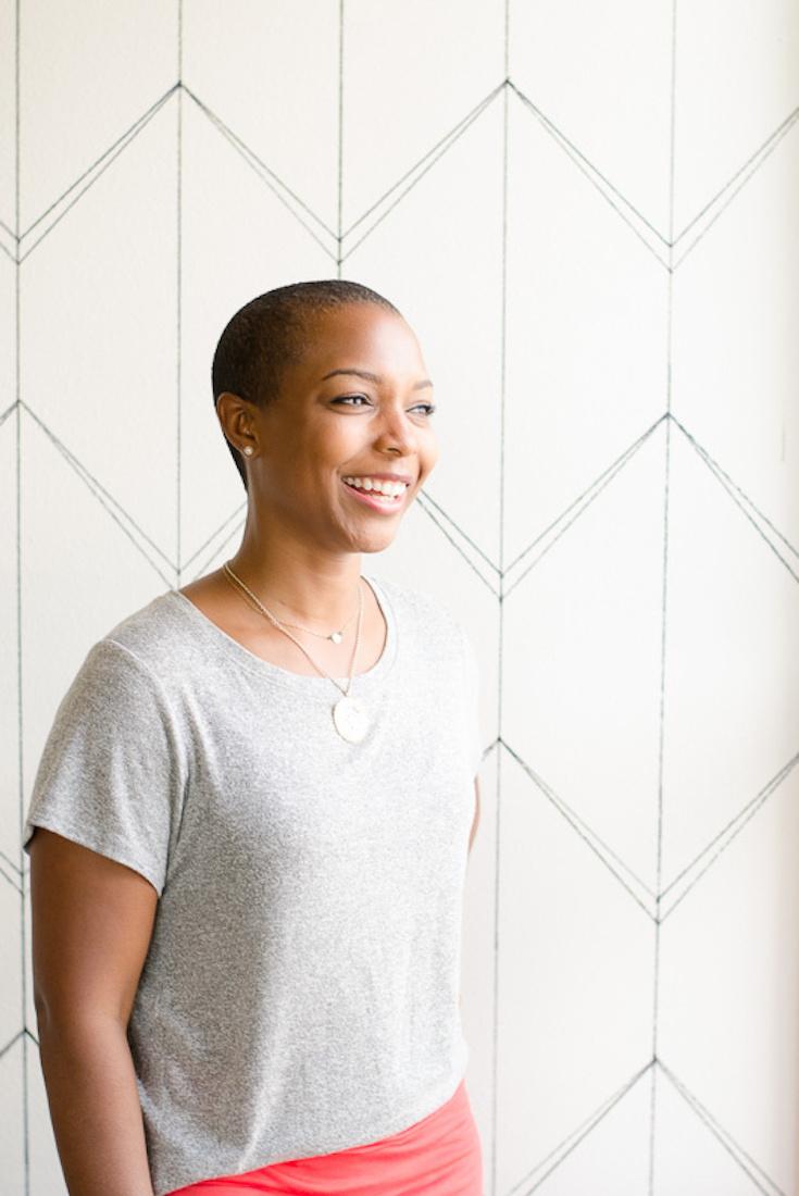 Breast Cancer Survivor, African American Breast Cancer, Krystal Lucero, KOLUMN Magazine, KOLUMN