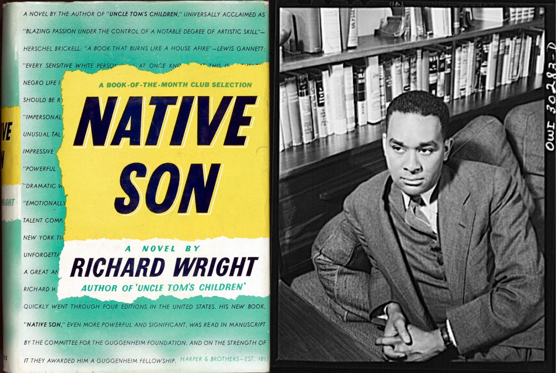 African American Literature, African American Books, Black Literature, Black Books, Richard Wright, Native Son, Ashton Sanders, KOLUMN Magazine, KOLUMN