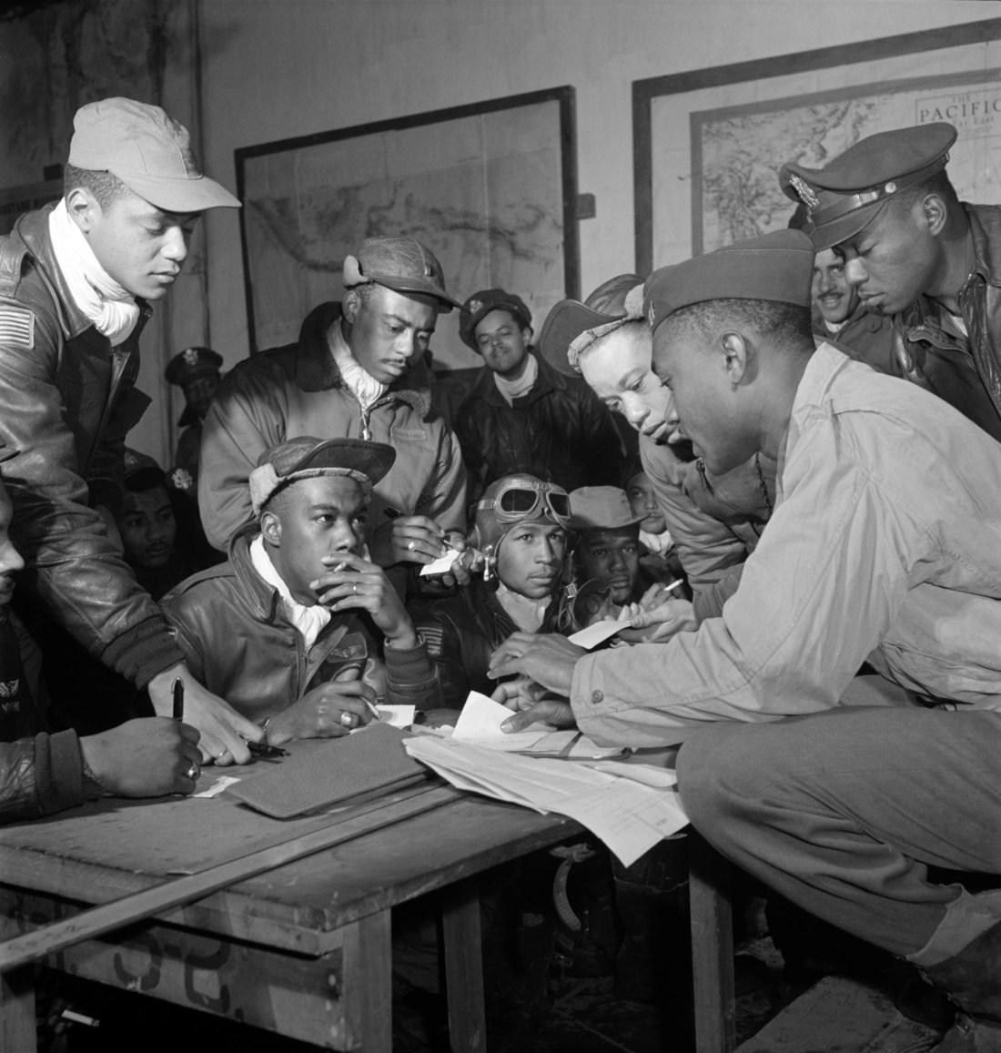 African American History, Black History, Tuskegee Airmen, African American Veteran, Black Veteran, KOLUMN Magazine, KOLUMN