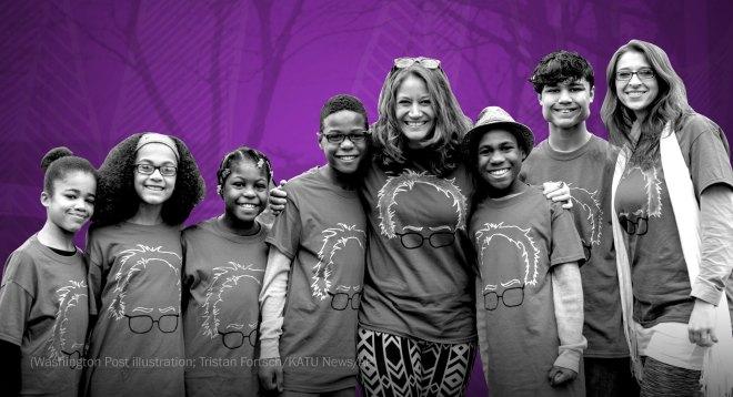 Devonte Hart, Interracial Adoption, African American Lives, Black Lives, Jen Hart, Sarah Hart, KOLUMN Magazine, KOLUMN