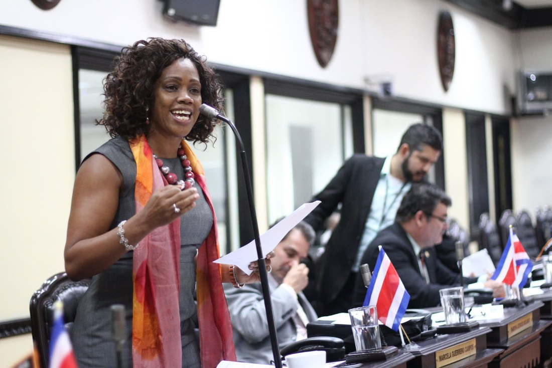 Epsy Campbell, Costa Rica, Black Politics, KOLUMN Magazine, KOLUMN, KINDR'D Magazine, KINDR'D
