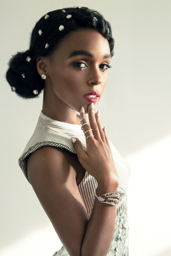 Janelle Monáe, African American Entertainer, Black Entertainer, African American Actress, Black Actress, KOLUMN Magazine, KOLUMN, KINDR'D Magazine, KINDR'D