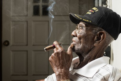 Richard Overton, African American Veteran, African American Military, African American History, Black History, Racism, Race, Race Relations, KINDR'D Magazine, KINDR'D, KOLUMN Magazine, KOLUMN, Willoughby Avenue