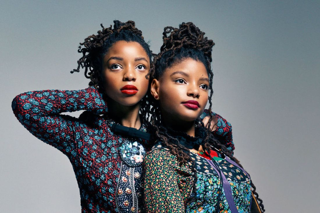 African American Entertainment, Chloe Bailey, Halle Bailey, Chloe And Halle Bailey, Grown'ish, Lemonade, KOLUMN Magazine, KOLUMN, KINDR'D Magazine, KINDR'D