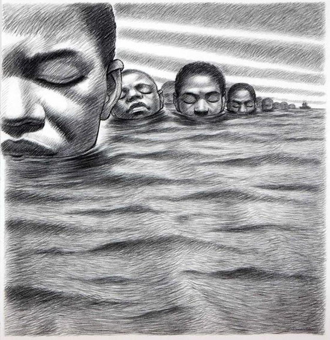 Donovan Nelson, The Igbo Landing, Nigerian History, Nigeria, Igbo, Slavery, Slave Revolt, African History, Black History, KOLUMN Magazine, KOLUMN, KINDR'D Magazine, KINDR'D