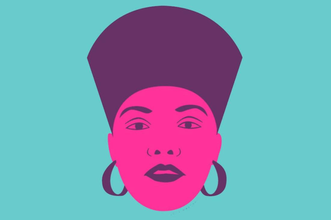 African American Art, Black Art, Black Art In America, KINDR'D Magazine, KINDR'D, KOLUMN Magazine, KOLUMN, Five Fifths, Queen Latifah, Dana Owens