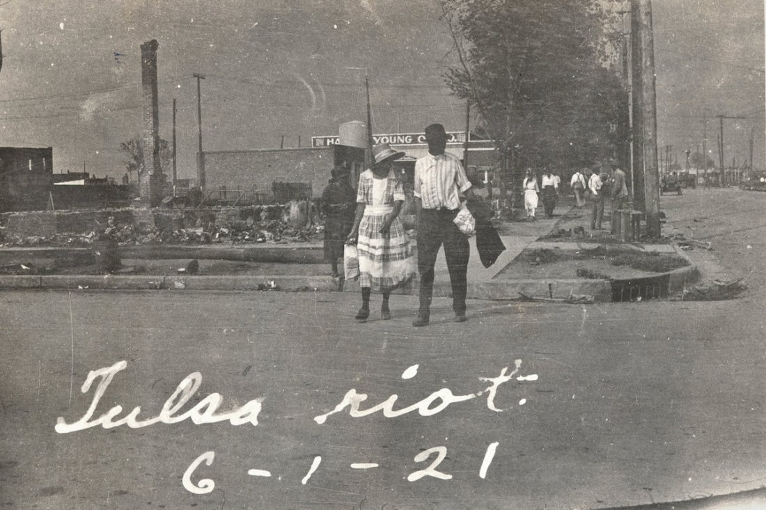 African American History, Black History, Black Wall Street, Tulsa, KOLUMN Magazine, KOLUMN, WIlloughby Avenue