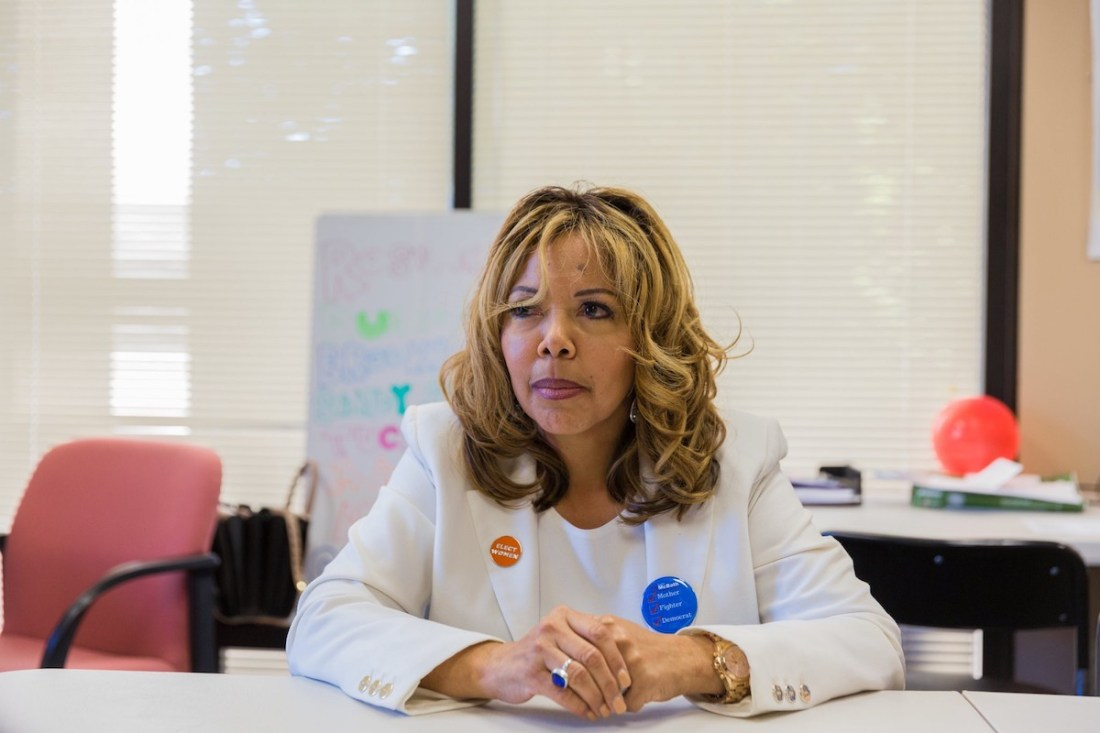 Lucy McBath, African American Vote, Black Vote, African American Politics, Black Politics, The FIVE FIFTHS, TheFIVEFIFTHS, KOLUMN Magazine, KOLUMN, Willoughby Avenue