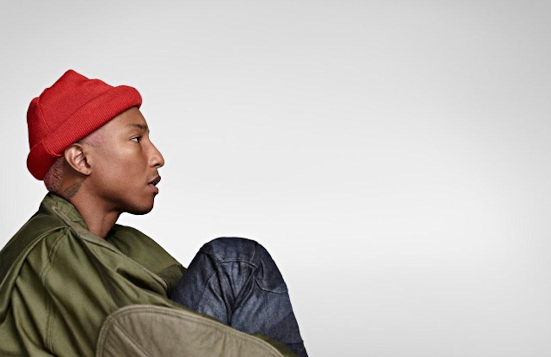 Pharrell, Something In The Water, KOLUMN Magazine, KOLUMN, KINDR'D Magazine, KINDR'D, Willoughby Avenue, Huffpost