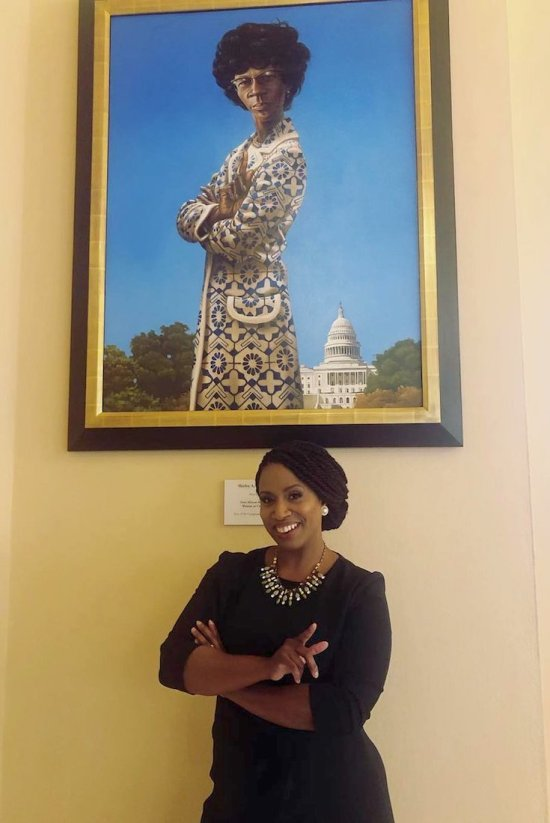 African American History, Black History, African American Politics, Ayanna Pressley, Shirley Chisholm, KOLUMN Magazine, KOLUMN, Willoughby Avenue