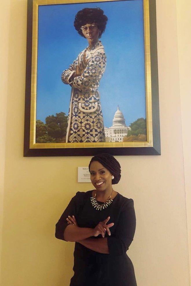 African American History, Black History, African American Politics, Ayanna Pressley, Shirley Chisholm, KOLUMN Magazine, KOLUMN, Willoughby Avenue