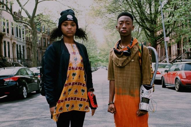 Spike Lee, Netflix, See You Yesterday, Eden Duncan-Smith, Dante Crichlow, African American Cinema, African American Film, Black Cinema, Black Film, KOLUMN Magazine, KOLUMN, KINDR'D Magazine, KINDR'D