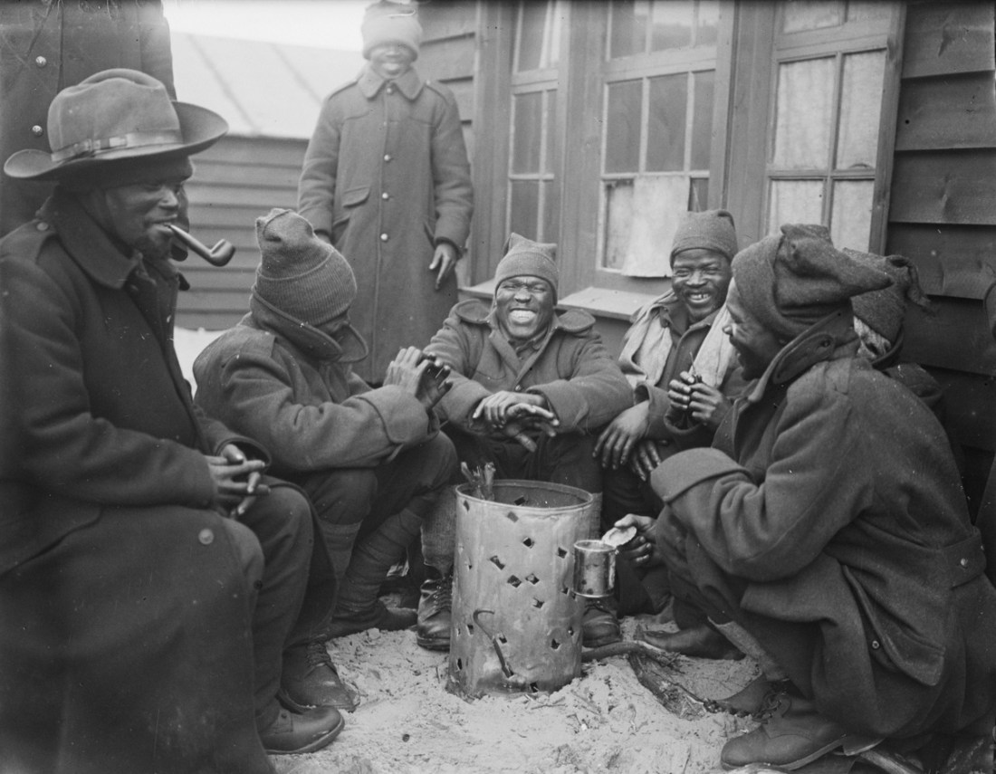 African American Veterans, Black Veterans, African American World War I Veterans, Black World War I Veterans, African American WWI, William Kentridge, The Head & The Load, KOLUMN Magazine, KOLUMN, KINDR'D Magazine, KINDR'D, Willoughby Avenue