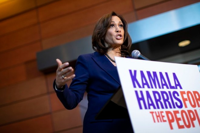 Kamala Harris, African American Vote, Black Vote, African American Politics, Black Politics, The FIVE FIFTHS, TheFIVEFIFTHS, KOLUMN Magazine, KOLUMN, Willoughby Avenue, WRIIT,